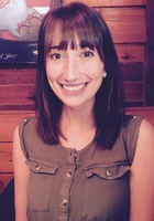 A photo of Bridget who is one of our Physics tutors in Akron
