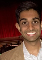 A photo of Arjun who is a East Point  ACT tutor