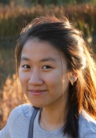 A photo of Sukyung who is one of our Writing tutors in Steger