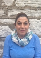A photo of Angineh, a German tutor in Santa Barbara, CA