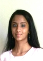 A photo of Abinaya, a tutor in Watertown, MA