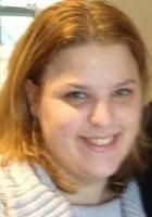 A photo of Sara who is one of our Writing tutors in East Greenbush