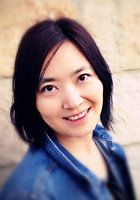 A photo of Jingmei who is one of our Economics tutors in Portage