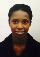A photo of Adeola who is one of our Biology tutors in Harrisburg
