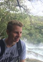 A photo of Dorian who is one of our German tutors in Gahanna