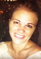 A photo of Megan, a ACT tutor in Indiana University-Purdue University Indianapolis, IN