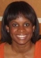 A photo of Marsha who is one of our English tutors in San Marcos