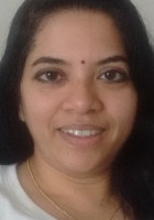 A photo of Sindhu, a Trigonometry tutor in Bartlett, TN