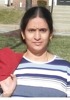 A photo of Anusuya, a Physics tutor in Borden, KY